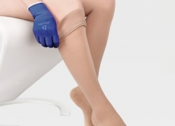 Перчатки для надевания компрессионного трикотажа IDEALISTA ID-03