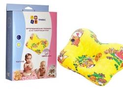 Подушка ортопедическая Тривес ТОП-110 для детей до 1 года