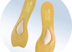 Полустельки ORTO Prima для открытой обуви