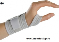 Бандаж OttoBock на лучезапястный сустав с петлей на 1 палец кисти