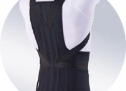 Корсет грудо-поясничный-крестцовый ОРТО КГТ-110 с металлическими ребрами жесткости