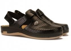 Женские сандалии Leon 951 черные